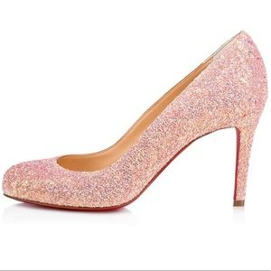 Christian Louboutin FifillePompadour Dragonfly 6.5